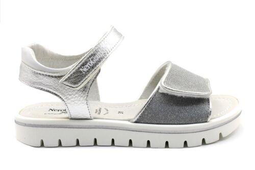 Nero Chaussures Femmes Argenté Junior Basses Pour P830500f Giardini Sandales U87UYnr4