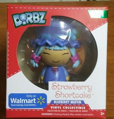 Strawberry Shortcake Blueberry Muffin Exclusive by Funko Dorbz Vinyl Collectible