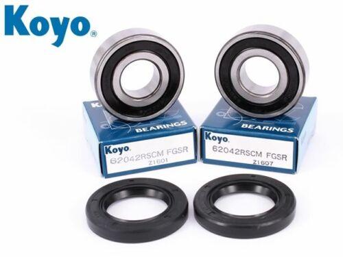 BMW F800 GS GT R1200 GSW Koyo Front Wheel Bearing /& Seal Kit