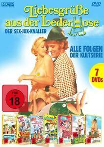 7-DVDs-Liebesgruesse-aus-der-Lederhose-Box-Folgen-1-2-3-4-5-6-7-NEU-OVP