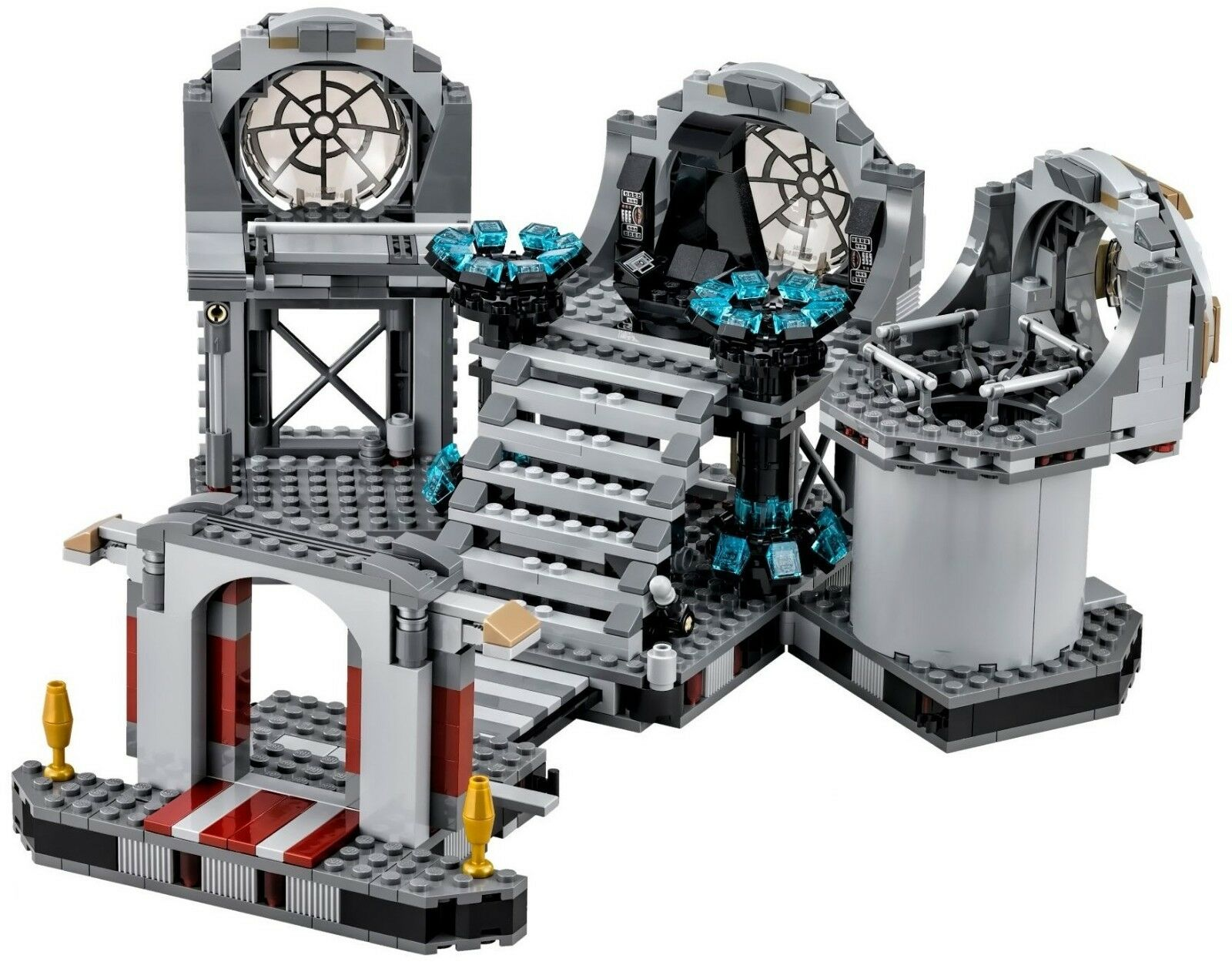 New Lego Star Wars 75093 Death Star Final Duel. no figs, accessories or spares