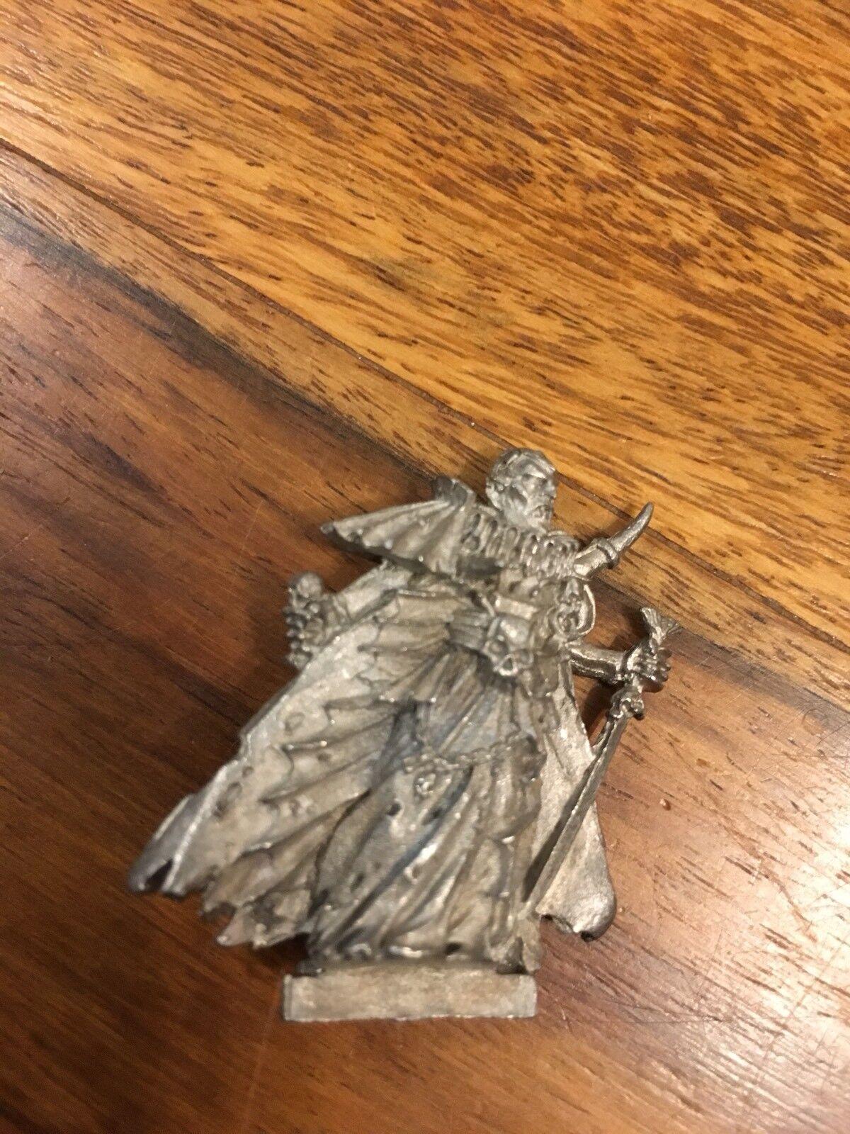 Sartosan Vampire Pirate Of Sartosa Mordheim Rare Rare Rare Metal Games Workshop 0435a6