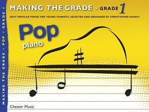 Details about Making The Grade POP Songs Learn to Play Piano BEGINNER EASY  Music Book Grade 1