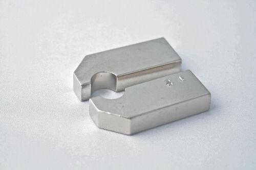 v001250 12mm Set Testa di ricambio per Pipemaster strumento professionale