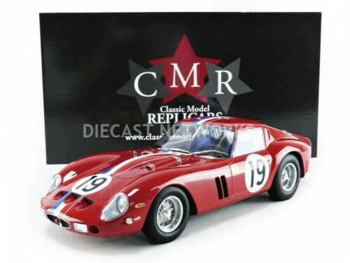 CMR12014 CMR FERRARI 250 GTO LE MANS 1962 1//12