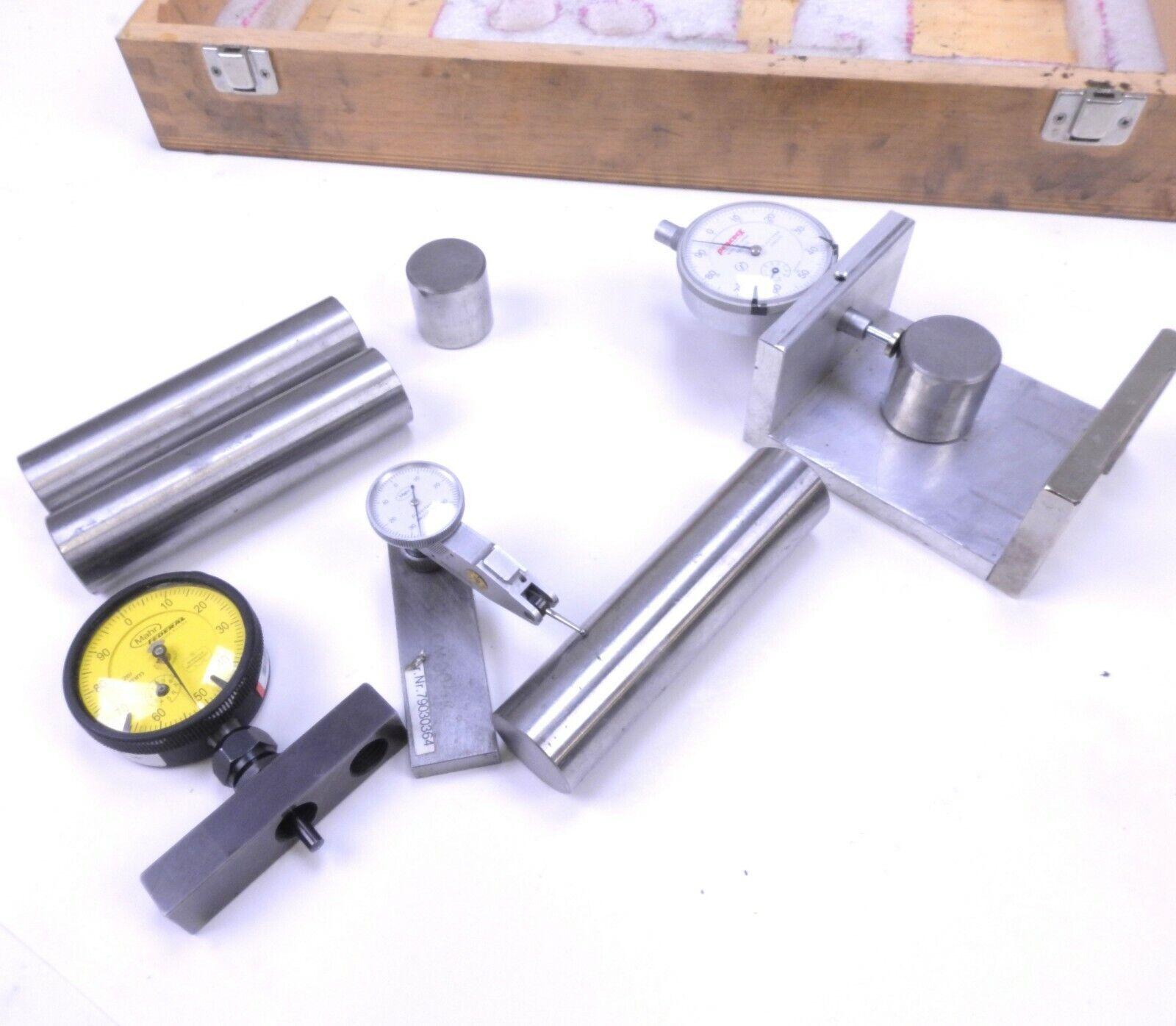 Master Square 30mm Cylinder Test Set
