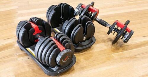 Bowflex SelectTech 552 Adjustable Dumbbells Pair