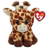 Ty Original Beanie Babies Peaches Giraffe 6 Stuffed Collectible Plush Toy