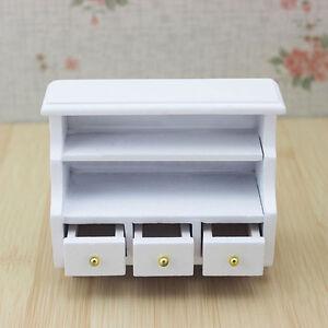 Schrank-WC-Kabinett-Weiss-Kit-1-12-Puppenhaus-Miniaturen-Moebel-Badezimmer-R6U2