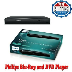 Philips-Blu-Ray-HD-and-DVD-Player-Entertainment-Watching-Movies-Home-Theater-Exp
