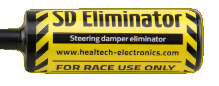 Yamaha R1 R1M 2015 2016 2017 Healtech Steering Damper Eliminator