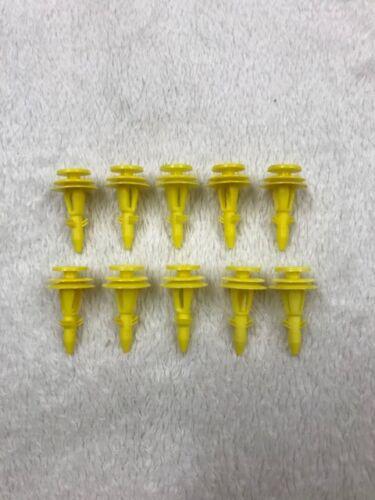 10 x Tailgate Push Pin Clip Jeep Grand Cherokee ZJ & WJ 1993-2004