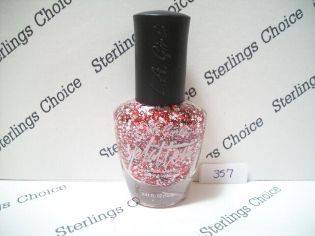 La Girl Splatter Nail Polish - Speckle | eBay