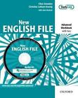 English File - New Edition. Advanced. Workbook with Key and Multi-CD-ROM von Paul Seligson, Clive Oxenden und Christina Latham-Koenig (2010, Geheftet)