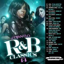 DJ ANT LO SOUL & R&B CLASSICS MIX CD VOL 14