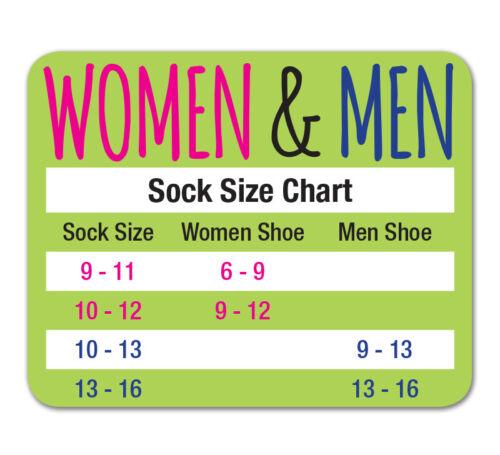 Jefferies Socks Womens Sport Crew Seamless Lightweight Cotton Socks 6 Pair Pack