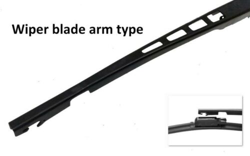 S/'adapter SEAT ALTEA 03.2004-02.2009 Front Flat Aero Wiper Blades