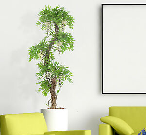 Image Is Loading Flowering Anese Fruticosa Artificial Trees Amp Plants 6ft