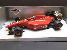 Minichamps - Jean Alesi - Ferrari - 412T1 - 1994 - 1:18 - Rare
