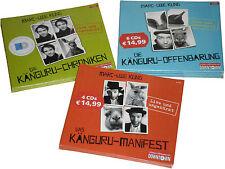 Set: MARC-UWE KLING | KÄNGURU OFFENBARUNG + MANIFEST + CHRONIKEN (HÖRBUCH 14 CD)
