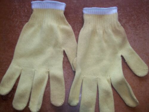 white size 10 X 1 Marigold industrial FIREBLADE FB20 protective gloves yellow