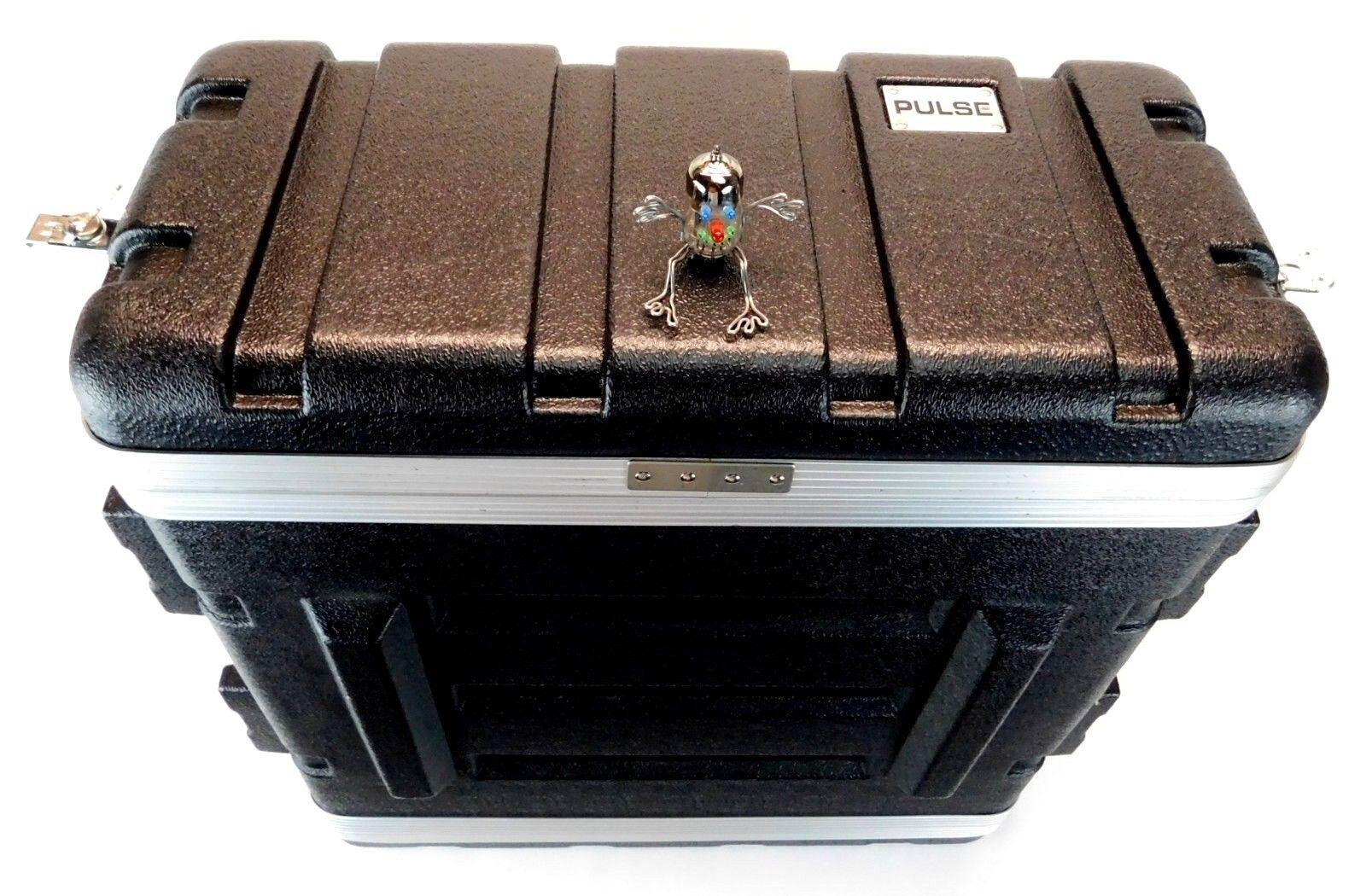 Pulse Case 4HE Professional Flightcase ABS ähnl. Gator +Guter Zustand+ Garantie