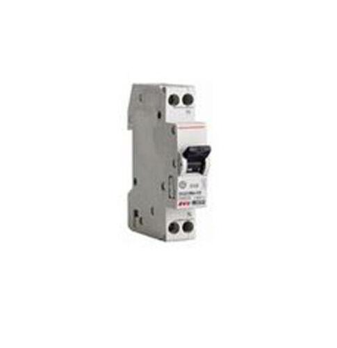 AVE 5331NX16 INTERRUTTORE MAGNETOTERMICO 1P+N 4,5kA -A  C IN 16A P.I 230V