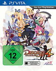 Disgaea 4: A Promise Revisited (Sony PlayStation Vita, 2014, Keep Case)