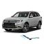 Left-Chrome-Strip-On-Bumper-Side-For-MITSUBISHI-OUTLANDER-2016-2020-OEM-6407A143 thumbnail 1