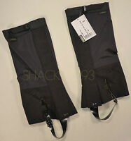 Outdoor Research Expedition Men's Crocodiles Gaiters Black Small Usa 61500-0111
