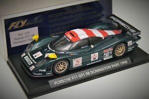 1/32 Fly A76 Porsche 911 Gt1 98 Donington Park 1998 Mb