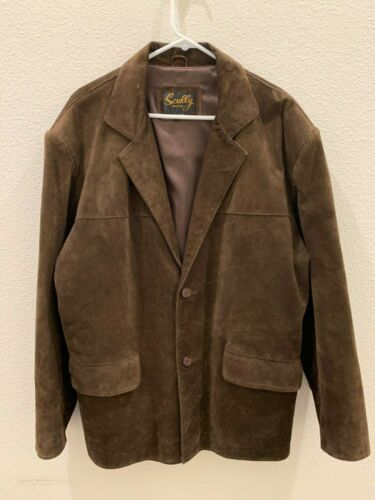 Scully Suede Leather Jacket
