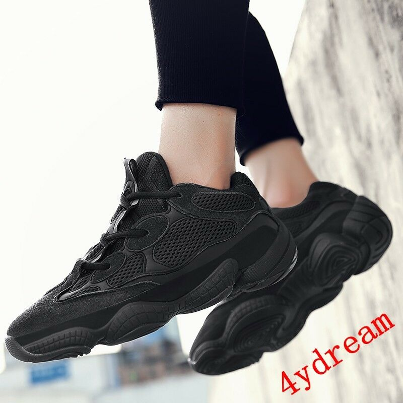 hommes Running Sneakers Leather Chaussures Mesh Casual breathable Athletic Outdoor
