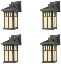 Westinghouse 6732800 - Burnham One-Light Outdoor Wall Lantern - Pack of 4