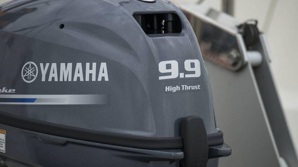 Gummibåd, Aqua Spirit 290 - 6 HK Yamaha/Trailer, årg. 2020