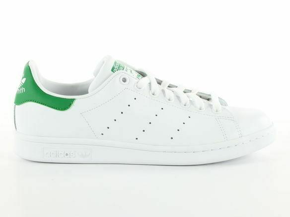 adidas Originals Stan Smith Scarpe Sportive per Uomo, Taglia 43,5 BiancoVerde | Acquisti Online su eBay