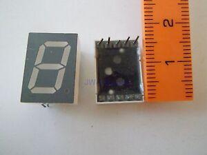 Avago-Technologies-HDSP-C5G3-7-Segment-Anzeige-LED-13-10mm-Hoehe-Gruen-3-Stueck