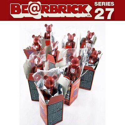 """Medicom Be@rbrick Bearbrick Series 27 Basic 9P 9pcs Set /""""B,E,@,R,b,R,I,C,K/"""""""