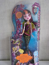 Monster High - Great Scarrier Reef - Draculaura - glows in the dark - Neu