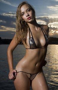 Sexy string bikini