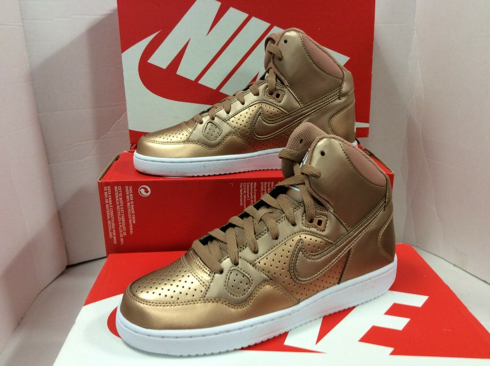 Nike Son of Force Damenschuhe Mid Trainers, Größe UK 5 / EU 38.5