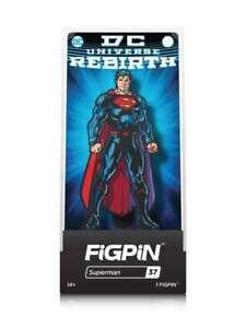 DC-UNIVERSE-REBIRTH-SUPERMAN-FIGPIN-ENAMEL-COLLECTOR-FIGURE-PIN-w-CASE-TY301