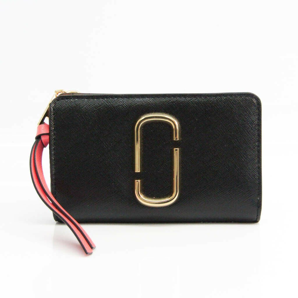 Marc Jacobs Snapshot Snapshot M0013356 Women's Coated Leather Middle W BF524132