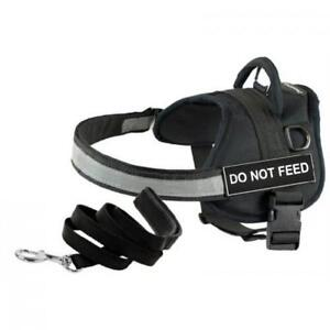 Dean-amp-Tyler-Bundle-DT-Works-Harness-Do-Not-Feed-XSmall-6-ft-Puppy-Leash-D2