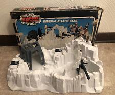 Déflecteur DC ® MOC vitrine Star Wars Vintage Imperial Attack Base Playset