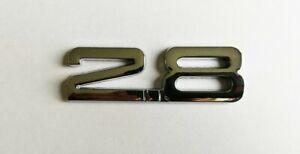 AUDI-2-8-3D-METAL-BOOT-BADGE-LOGO-EMBLEM-STICKER-GRAPHIC-DECAL-A4-A5-A6-A7-Q-S