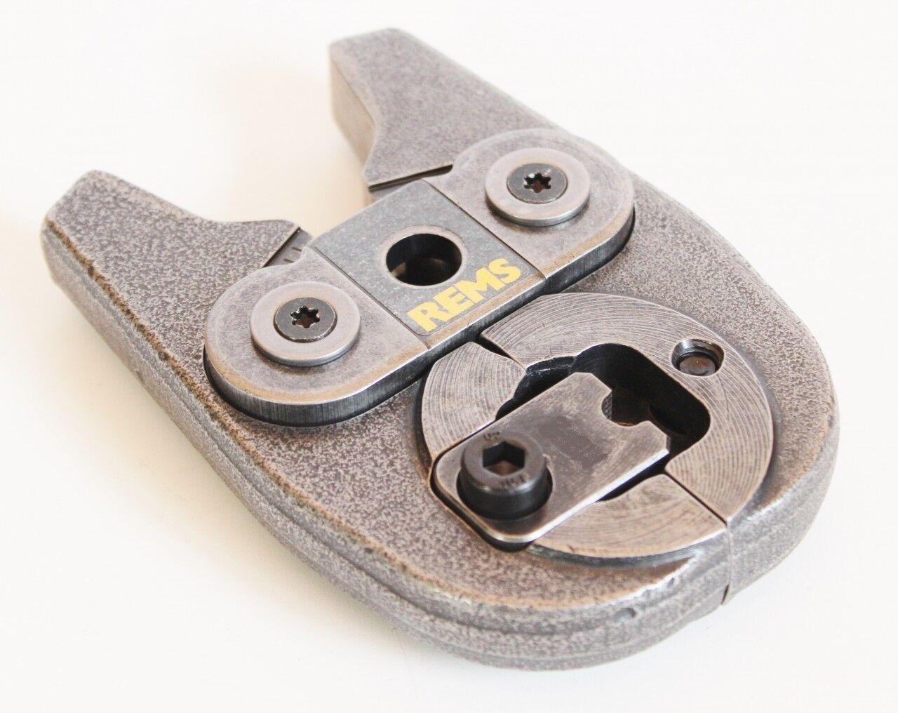 REMS Morsa Mini M 6 8 10 per Pressatrice Pinze a pressare Filettatura radiale