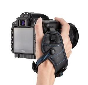 Details about JJC Hand Grip Wrist Strap for Nikon D850 D810 D750 D610 D7500  D7100 D5600 D3400