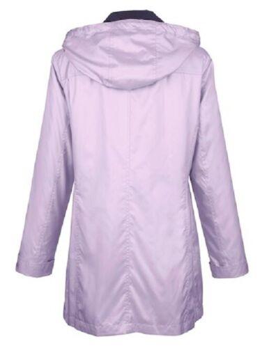 Funktionsjacke Jacke Damenjacke Kapuze Comfortemp flieder Gr 23 44 46