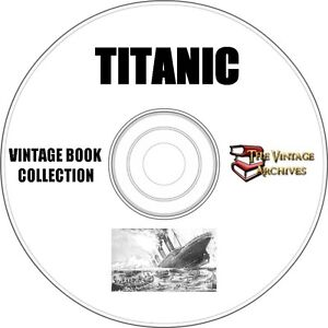 The-Titanic-Vintage-Book-Collection-on-CD-6-Books